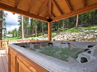 Ten-Person Hot Tub