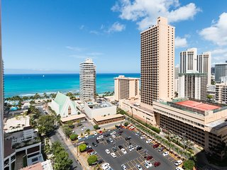 Waikiki Banyan Tower 1 Suite 2214 ~ RA136638, Honolulu