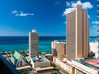 Waikiki Banyan Tower 1 Suite 2508