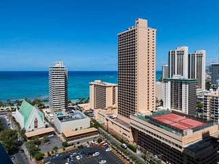 Waikiki Banyan Tower 1 Suite 2612 ~ RA136639, Honolulu
