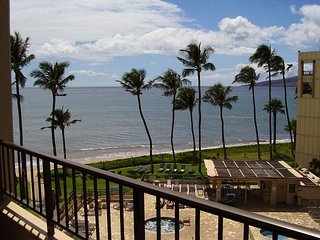 Sugar Beach Resort 1 Bedroom Ocean View 508, Kihei