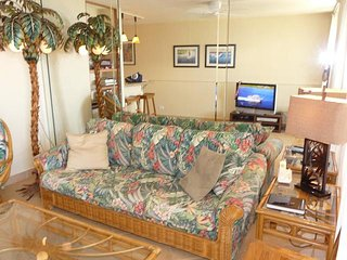 Island Sands Resort 1 Bedroom 110, Maalaea