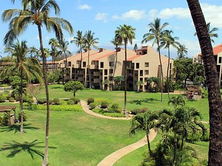 Kamaole Sands 1 Bedroom Partial Ocean View Suite