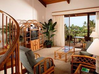Kamaole Sands 2 Bedroom Partial Ocean View Suite, Kihei