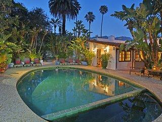 Hacienda de la Mariposa, Montecito