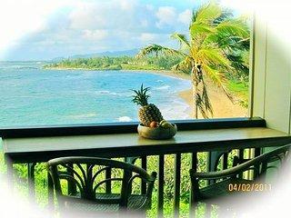 Wailua Bay View Ocean Front 206