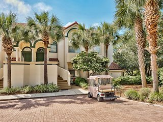 Tivoli - Beautiful 4/4 - Golf Cart Opt.  Pool/Golf Course View., Miramar Beach