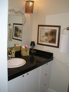Lower level Guest Suite Bath