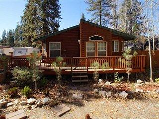 Fawnskin Cabin