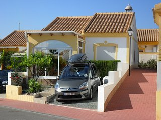 2 Bed Bungalow - Mazarron Country Club
