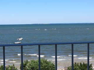 Secluded home on the beach on Cape Cod Bay!--067-B