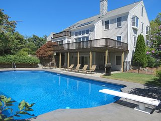Spacious Modern Home with huge pool! : 011-Y, Yarmouth Port