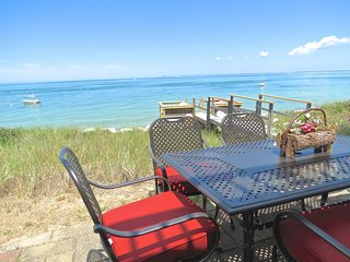 Beachfront with Sweeping Bay Views -- 116-BK, Brewster