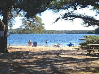 Walk to Sheep's Pond, Brewster, sleeps 10--010-B