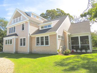 New, upscale, bay views, walk 3 min to bch -031-BR, Brewster