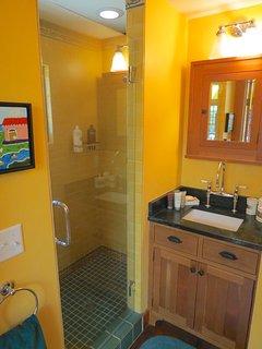 Guest apartment bath