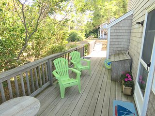 Waterfront Brewster Cottage, Private Beach--092-B