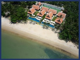 S10209 - Side By Side Beachfront Luxury with Thai Chef Service, Lipa Noi