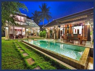 4213 - FANTASTIC BEACHFRONT LOCATION, Ang Thong