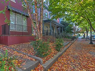 NEW! Historic 2BR Richmond Apartment w/Wifi!