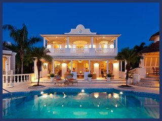 Luxury 5 Bed Villa with Pool and Gym, Saint Lucy Parish