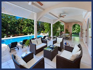 Beautiful 5 Bed Home with Private Pool and Terrace, Barbados