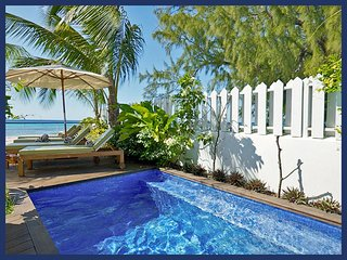 Beautiful Beachfront Villa with Stunning Views, St. James