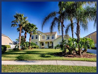 Luxury 7 Bed Family Home - Close to Disney!, Four Corners