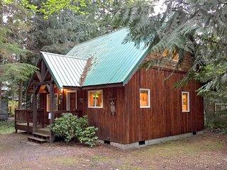 Mt. Baker Rim Cabin #32 - A cute, private, 2-story cabin!