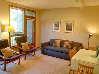 Snowater Condo #52 - Sleeps 4 - Close to Community Amenities!
