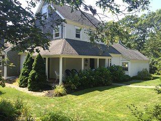 MURPL - Terraced Gardens, Contemporary Open Design, Private Landscaped Yard, AC, Centrally  Located, Oak Bluffs