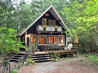 Snowline Cabin #73 - Rustic Escape for You and Fido!