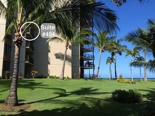 404- Spacious Oceanview Condo