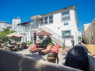 (SC4) Cozy & Big! Steps2Beach & Bay, San Diego