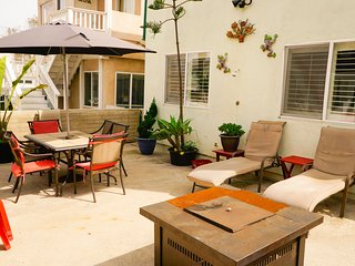 (SS3) Surfscape 2br w/ Patio * Beach!, San Diego