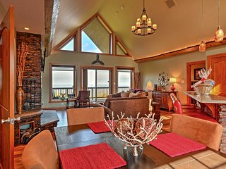 Large Somerset Home w/Grill & Fire Pit-Near Skiing