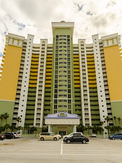 The Boardwalk Beach Resort is a modern complex with all the amenities you expect from a first class property.