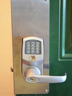 Secure keyless entry locks for added convenience and security. At Emerald Beach Property, we take your safety and...