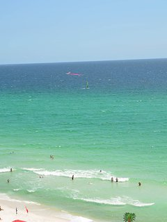Emerald waters and sugar sand are the reason people flock to Panama City Beach year after year.