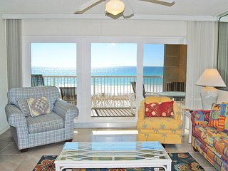 Living Room Islander Beach Resort 3001 Fort Walton Beach Okaloosa Island