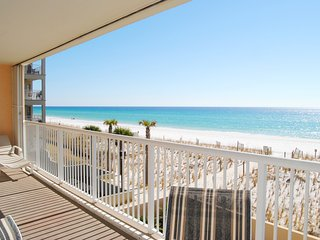 Balcony Islander Beach Resort 3001 Fort Walton Beach Okaloosa Island
