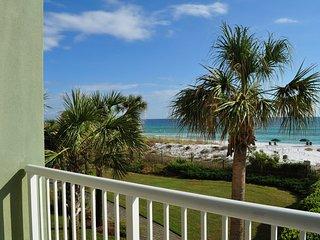 Balcony Waters Edge Resort Unit 213 Fort Walton Beach Florida Okaloosa Island Vacation Rentals