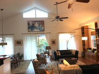 Beach Haven in St. Augustine-Beautiful 4 BR , 4 Bath Home with Heated Pool, Spa
