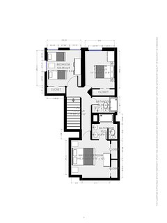 Floor plan for 3rd Floor