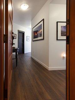 Entry Way- Hardwood Floors Throughout