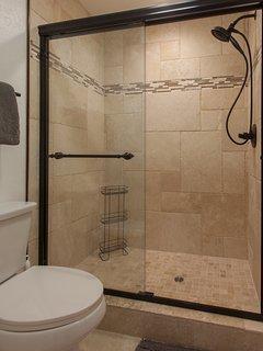 Bathroom #2 - Jack and Jill ( Shared between Bedroom #2 & Loft)