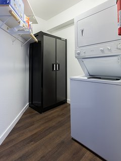 Laundry Room (Washer & Dryer)