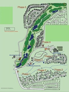 Map of Snowcreek- #474 is in phase 3