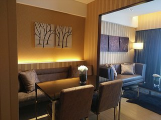 Shang Luxury Suites One Bedroom 3 at One Shangri-La Place, Mandaluyong