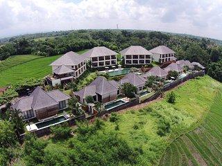 Paddy View Sawah Villa D3, 2Br